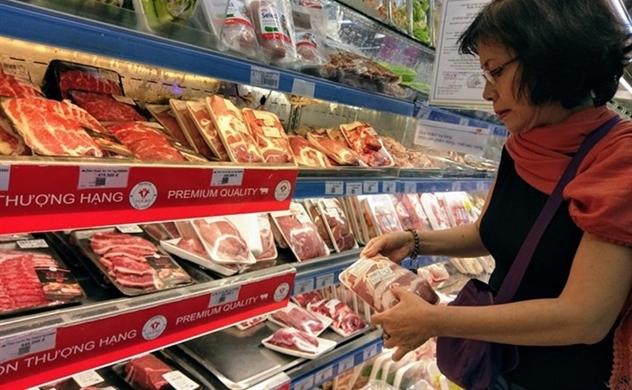 Ảnh hưởng từ dịch tả lợn châu Phi, nhập khẩu thịt lợn của Việt Nam tăng gấp đôi
