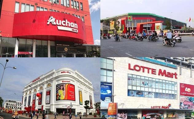 Thị trường bán lẻ Việt Nam 2019: Vingroup, Auchan rời cuộc chơi, nhiều trang thương mại điện tử ngừng hoạt động