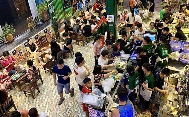 Bubble tea wave is over, it's time for lemon tea chains: VietnamNet