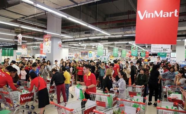 Masan sẽ tiếp quản 83,74% cổ phần công ty sở hữu chuỗi Vinmart