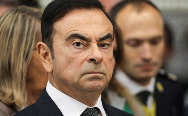 Từ siêu sao ngành xe hơi, cựu chủ tịch Nissan trở thành tội phạm