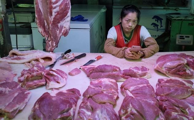 Trung Quốc: Nỗi lo lớn nhất trong năm 2020 là thịt lợn