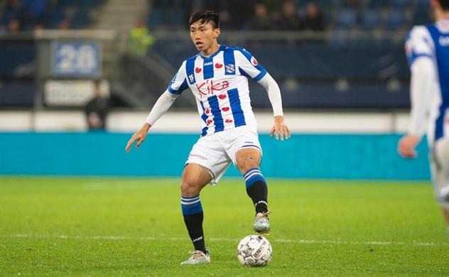 Một công ty Việt Nam kí hợp đồng tài trợ với CLB SC Heerenveen của Đoàn Văn Hậu