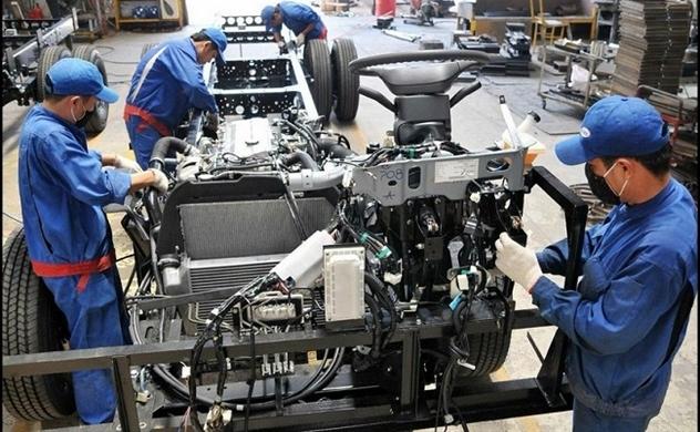 Ngành công nghiệp chế biến, chế tạo thu hút mạnh vốn FDI