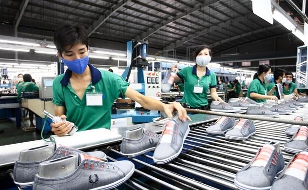 """Xuất khẩu giày dép, túi xách """"nhắm"""" tới mục tiêu 24 tỷ USD năm 2020"""