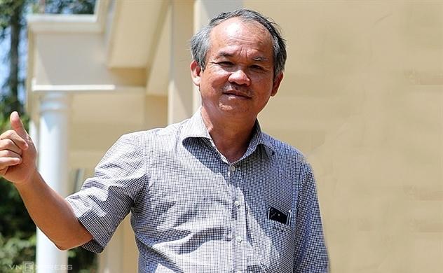 Vietnamese football hero Doan Nguyen Duc opens coffee company