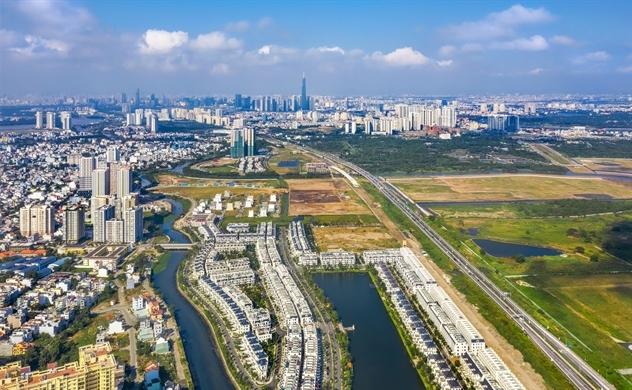 Quận 2 khởi đầu thị trường BĐS đầu năm  với dự án ven sông d'Lusso