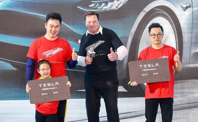 Nhà máy Trung Quốc đi vào hoạt động, Telsa sẽ thống trị thị trường xe điện toàn cầu?