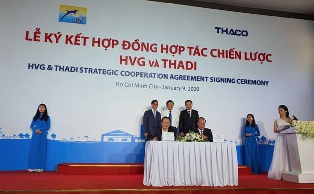 Thadi sẽ nắm 35% vốn Thủy sản Hùng Vương (HVG), rót 65% vốn trong liên doanh heo giống