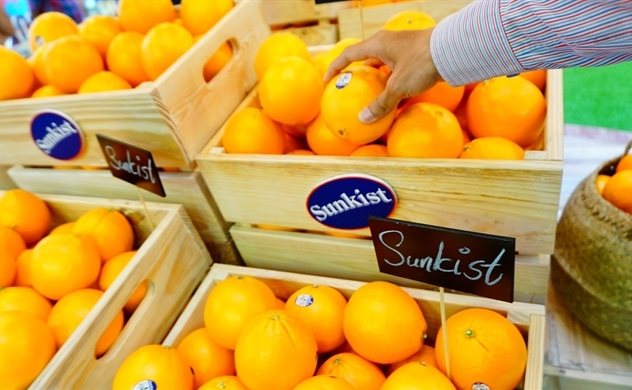 Vietnam becomes the 9th largest fresh fruit importer of U.S.