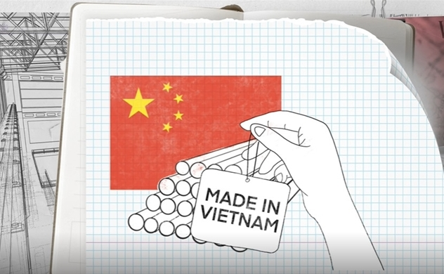 When 'Made in Vietnam' Products Are Actually From China: WSJ