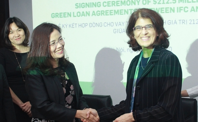 VPBank gets $212.5 million loan from IFC for climate-friendly projects