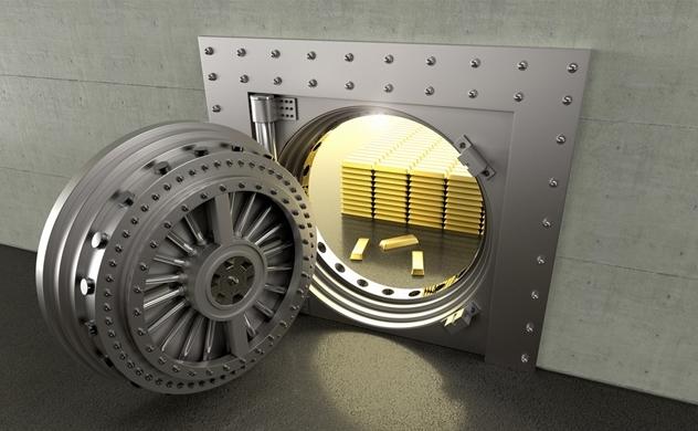 Giới siêu giàu thế giới đang tăng tích trữ vàng trong hầm bí mật của mình?