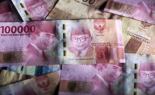 Rupiah sẽ thay thế đồng Bath để trở thành đồng tiền mạnh nhất châu Á trong năm 2020