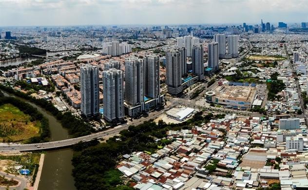 TPHCM chấp thuận đầu tư một dự án nhà ở tại huyện Bình Chánh