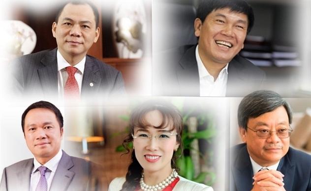 Tính cách theo tử vi của những tỷ phú giàu nhất Việt Nam