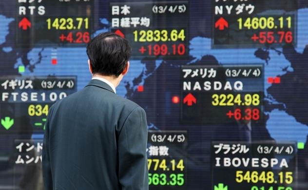 Chứng khoán Châu Á lao dốc, Dow Jones bốc hơi hơn 400 điểm giữa lo ngại về sự lây lan của virus corona
