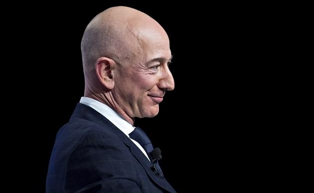 Tài sản của ông chủ Amazon -  Jeff Bezos tăng 13,2 tỷ USD chỉ trong 15 phút