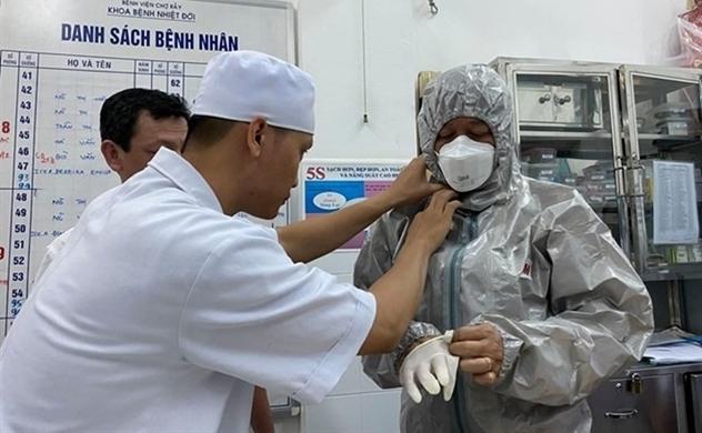 2 bệnh nhân người Trung Quốc điều trị tại Bệnh viện Chợ Rẫy đều đã âm tính với virus corona