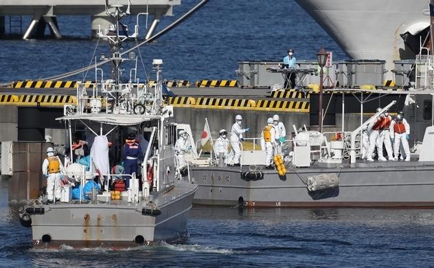 Nhật Bản cho biết thêm thông tin về 10 người có kết quả dương tính với virus corona trên tàu du lịch