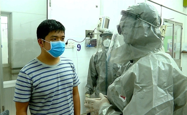 Vietnam says 6 cured patients of coronavirus infection have been discharged