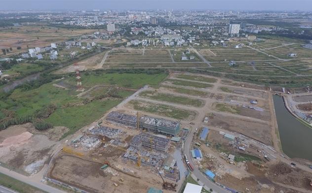 TP.HCM đấu giá 2 khu đất thương mại tại Đô thị mới Nam thành phố