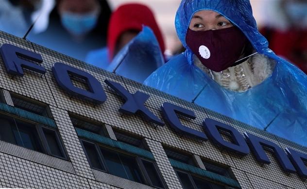 Nikkei: Trung Quốc ngăn Foxconn khởi động nhà máy, nhiều công ty hoãn kế hoạch nối lại sản xuất từ ngày 10/02