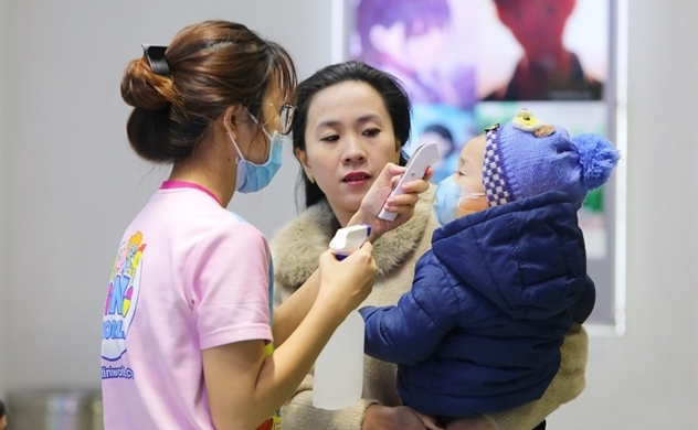 Vietnam reports 15th new coronavirus patient, a three-month-old baby