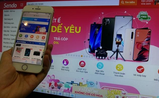 """Vì sao Tiki và Sendo, 2 """"ông lớn"""" thương mại điện tử Việt Nam, lại tính đến chuyện sáp nhập?"""