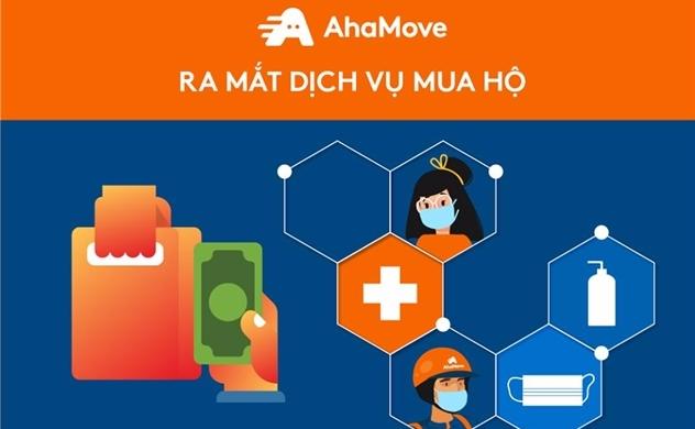 AhaMove chung tay cùng cộng đồng phòng chống đại dịch Corona
