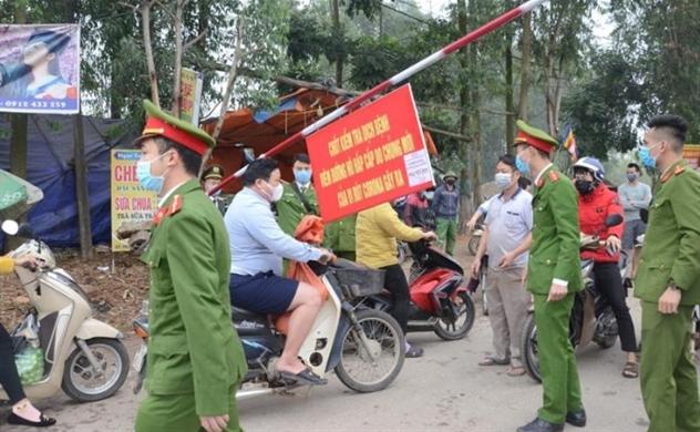 Vietnam locks down Son Loi commune for 20 days to prevent coronavirus