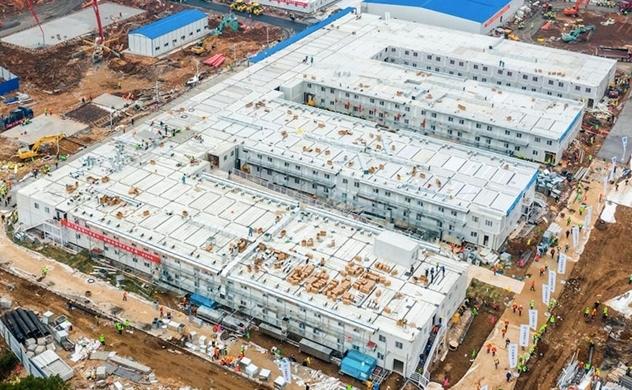 Trung Quốc xây dựng thành công 2 bệnh viện dã chiến trong khoảng thời gian ngắn đáng kinh ngạc, nhưng hiệu suất lại không được như mong đợi?