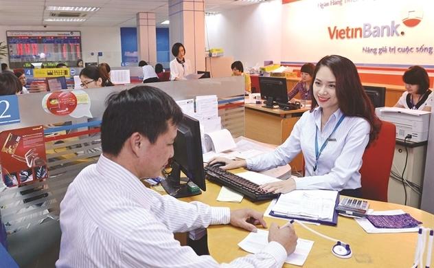 Nợ xấu của VietinBank đang dần đẹp