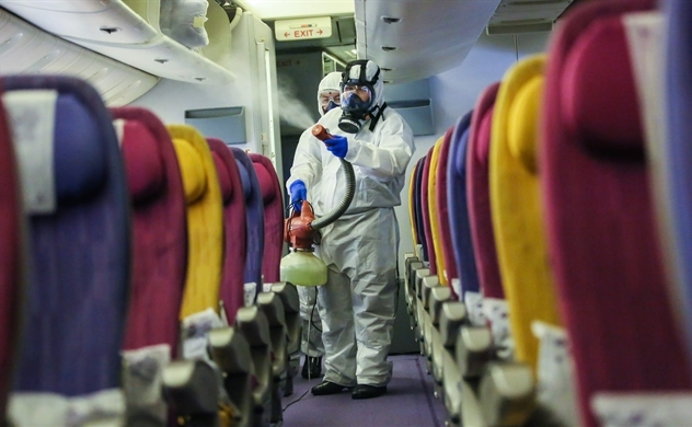 """Ngành hàng không có thể """"bốc hơi"""" 5 tỷ USD vì virus corona"""