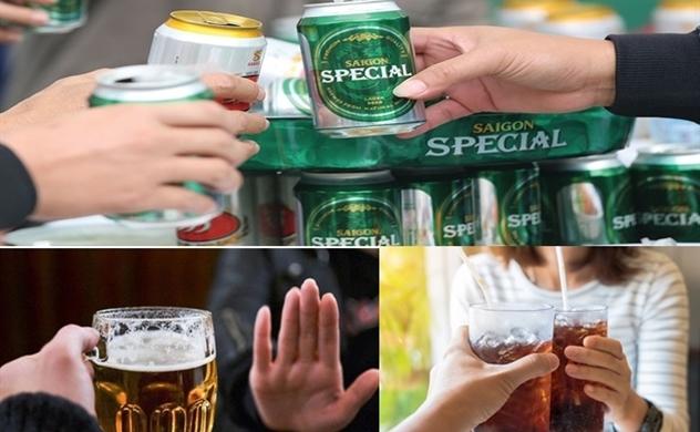 Người tiêu dùng chuyển sang uống nước ngọt, nước suối thay bia, Sabeco rơi vào thế khó?