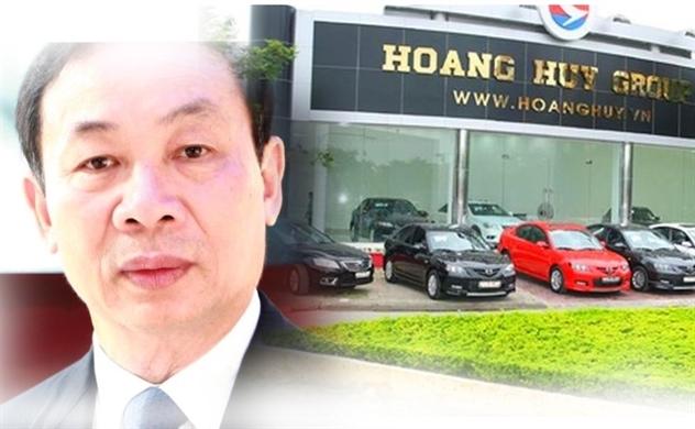 Chủ tịch của một công ty kinh doanh ô tô đầu kéo đã góp mặt vào Top 20 người giàu nhất sàn chứng khoán Việt Nam