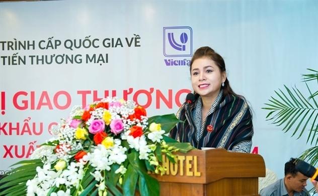 Bà Lê Hoàng Diệp Thảo: