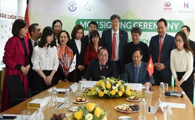 VKBIA bắt tay Bộ Khoa học Công nghệ phát triển công nghệ xanh