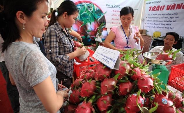 Australia 'giải cứu' thanh long ruột đỏ Việt Nam