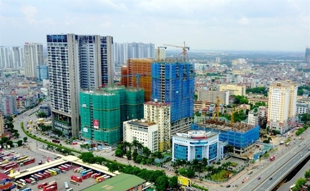 Bộ Xây dựng: Giá căn hộ cao cấp giảm, phân khúc bình dân lên ngôi