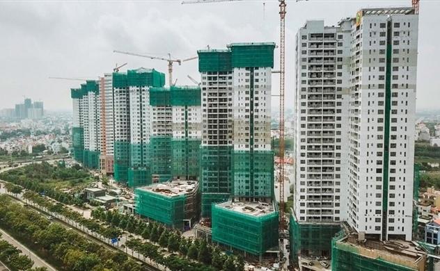 Hàng loạt dự án bất động sản được tháo gỡ khó khăn