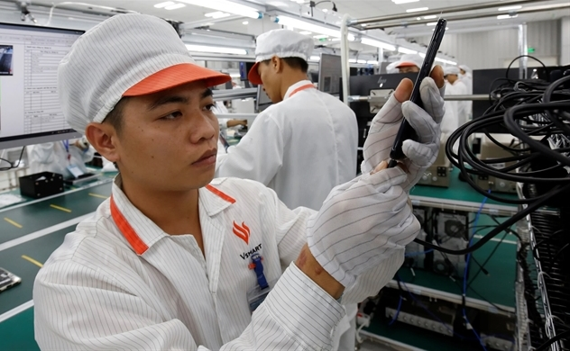 South Korean investment in Vietnam grows amid U.S.-China trade war