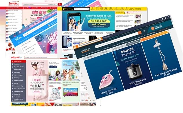 Trên 21.000 sản phẩm phòng dịch Covid-19 trên một số website thương mại điện tử bị xử phạt