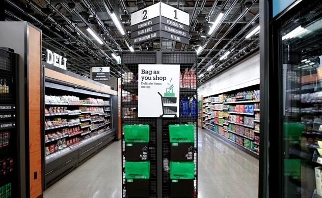 Hết Amazon Go rồi lại đến Go Grocery, Amazon đang làm đảo lộn toàn ngành cửa hàng tạp hóa