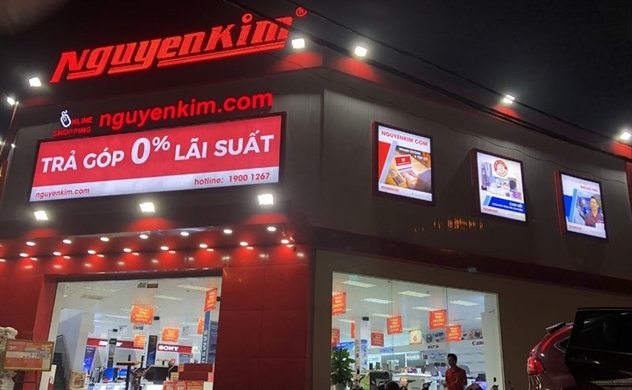 Central Retail spends over $111mln for full ownership at Nguyen Kim