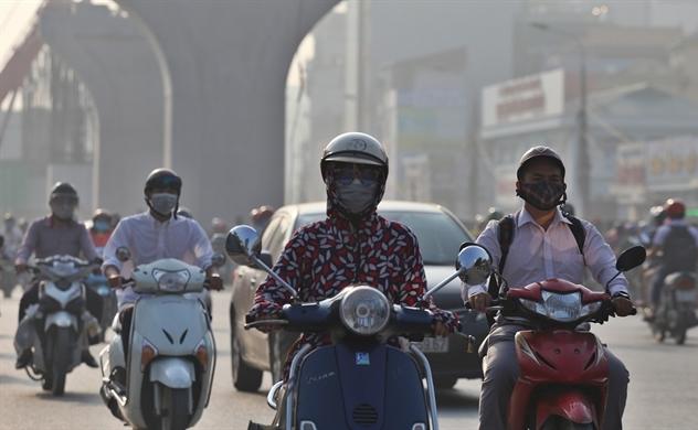Ô nhiễm không khí đến mức báo động, TP.HCM được lắp 13 trạm đo chất lượng không khí