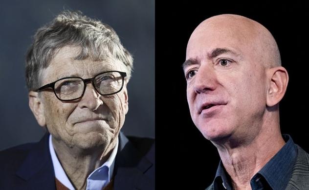"""Tài sản 500 người giàu nhất """"bốc hơi"""" 444 tỷ USD trong tuần bán tháo kinh hoàng, Jeff Bezos, Bill Gates, Bernard Arnault mất 30 tỷ USD"""