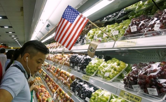 Vietnam buys $3bln farm products from U.S. amid Trump's warning over trade gap