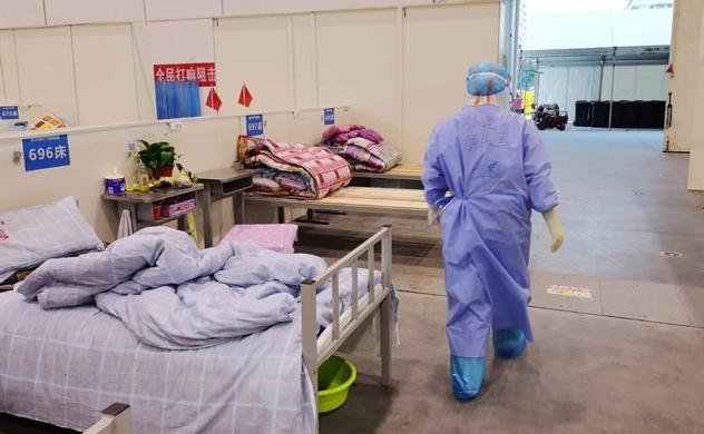 Vũ Hán sắp đóng cửa bệnh viện dã chiến lớn nhất sau khi hoàn thành sứ mệnh