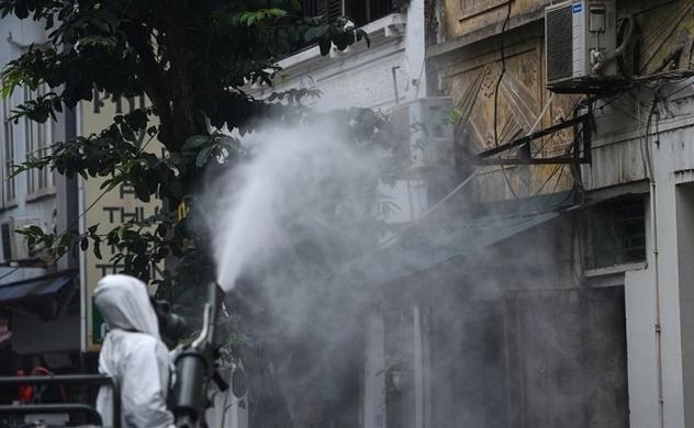 Ca nhiễm Covid-19 thứ 21 tại Việt Nam